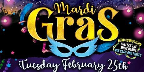 MARDI GRAS 2/25/20 tickets