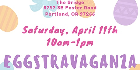 Eggstravaganza 2020 tickets