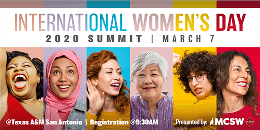 2nd Annual International Women's Day 2020 Summit
