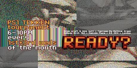 Tekken Tournament @ Taproom by Brixton Village tickets