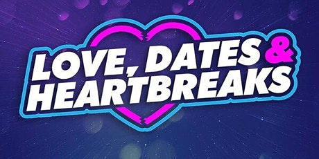 Love, Dates, and Heartbreaks by Andy Stanley- Series 3 tickets