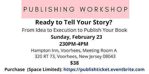 Book Publishing Workshop