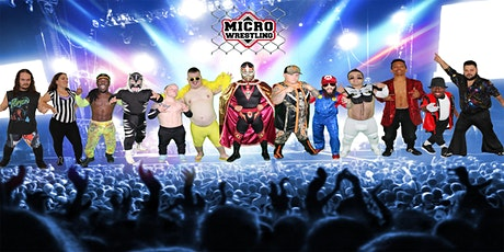 All-New All-Ages Micro Wrestling at the Mesa Theater! tickets