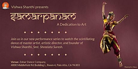 Samarpanam - Performance 3 tickets