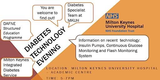 Diabetes Technology Evening