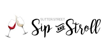 Historic Folsom Sip and Stroll 2020 tickets