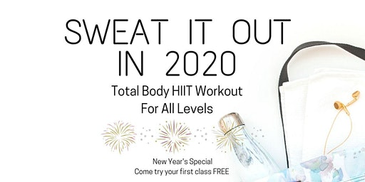New Year's Full Body HIIT Workout