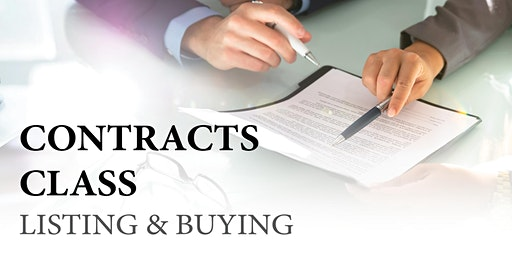Contracts Class - Listing and Buying