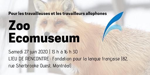 Zoo Ecomuseum de Montréal