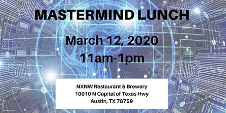Austin/Killeen Mastermind Lunch tickets