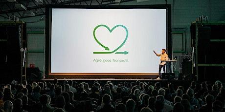 """Abschlusskonferenz """"Agile goes Nonprofit"""" Tickets"""