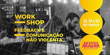 Workshop Feedback e Comunicação não violenta tickets