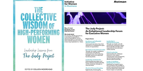 Collective Wisdom of High Performing Women - The Judy Project tickets