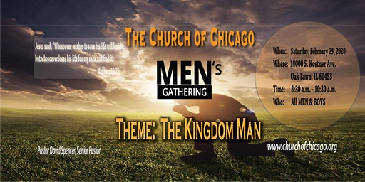 "Kingdom Men ""Men's Gathering"""