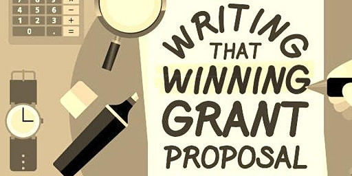 Grant Proposal Writing Basics Non Chamber Members