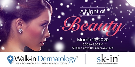 A Night of Beauty tickets