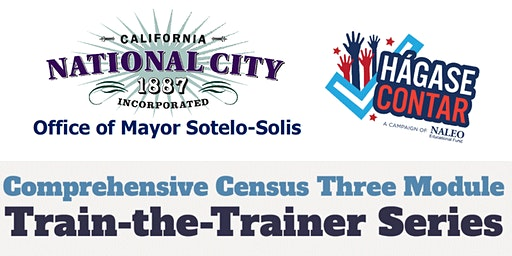 Census Ambassador Train-the-Trainer Series - City of National City