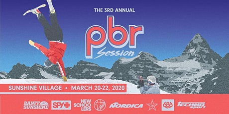 3rd Annual PBR Session tickets
