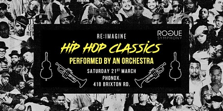 Hip Hop Classics Performed by an Orchestra tickets