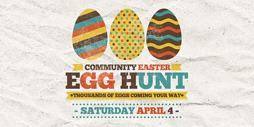 Community Easter Egg Hunt and Fair