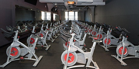 SFTRI CLUB Spin classes at Studiomix with Ironman coach! tickets