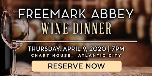 Chart House Freemark Abbey Wine Dinner- Atlantic City, NJ