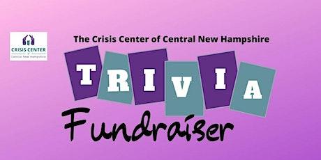 Trivia Fundraiser tickets