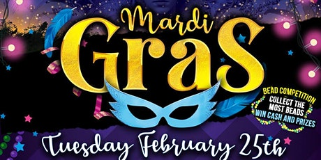 MARDI GRAS 2.25.20 tickets
