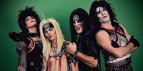 "Motley Crue tribute ""The Crue"" w/ Jonas Purl tickets"
