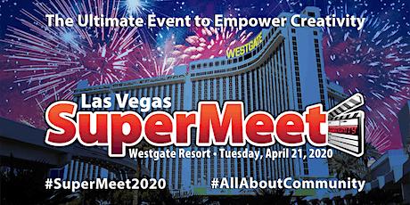 SuperMeet 2020: Las Vegas SuperMeet tickets
