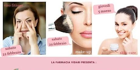 Beauty School, VISOFIT biglietti