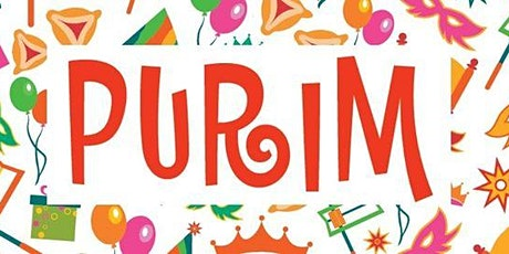 Purim 2020 at Temple Israel of Lawrence tickets