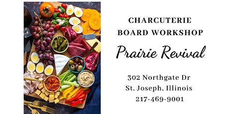 Fusion™ Mineral Paint - Charcuterie Board Workshop 2 tickets