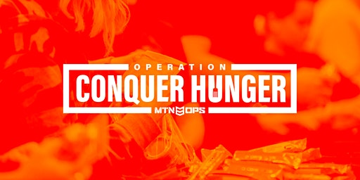 CONQUER HUNGER - March 9th, 2020