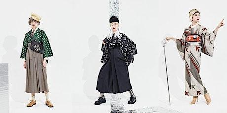 The creation of modern kimono – Kimono Magic Society pop up at Sway Gallery tickets