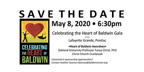 Heart of Baldwin Gala tickets