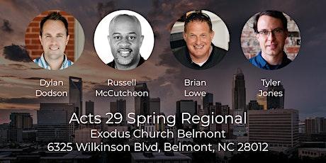 Acts 29 Carolinas Spring Regional | Charlotte, NC tickets