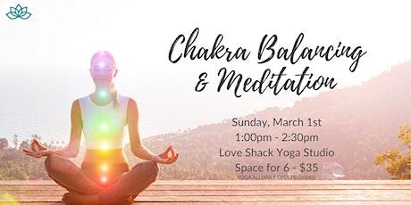 Meditation Workshop: Chakras tickets