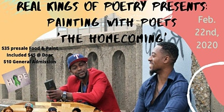 Painting With Poets: ALTON EDITION tickets