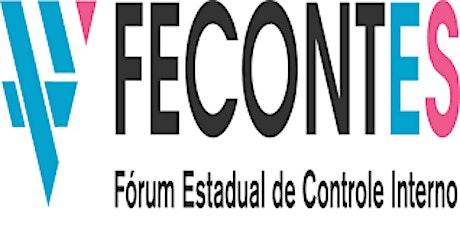 10° Reunião Técnica do Fórum Estadual de Controle Interno do Estado ES ingressos