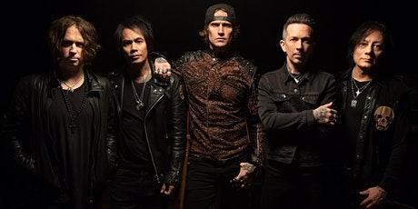 Buckcherry Live In Thunder Bay