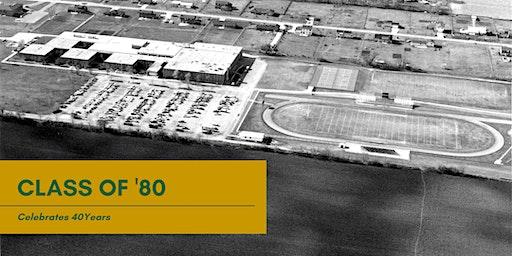 Adlai E. Stevenson High School Class of '80 40-Year Reunion