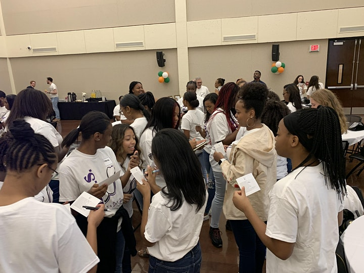2021 Determined to be a Doctor Someday (D.D.S.) Symposium image