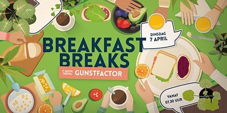 Breakfast Breaks tickets