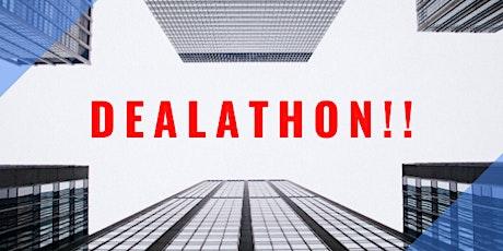 Think Flipping Big - Dealathon @ Hyatt House Jersey City - Terrace Lounge tickets