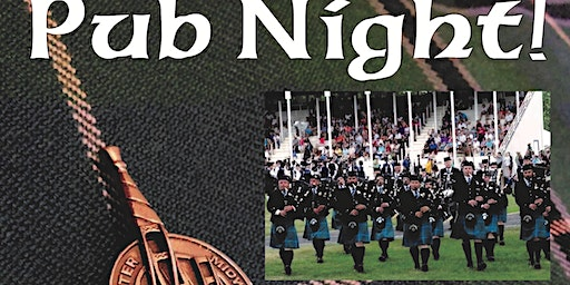 Pub Night with Greater Midwest Pipeband