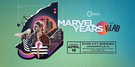 Alliance Presents: Marvel Years & K+Lab - Jacksonville, FL tickets