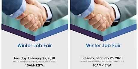 Goodwill Industires of Dallas Winter Job Fair tickets