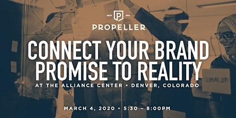 Connect Your Brand Promise to Reality tickets