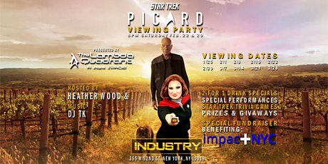 Star Trek Picard Viewing Party tickets